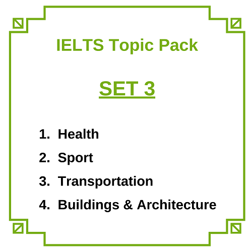 Health Vocabulary For Ielts Words Phrases Questions Ielts Jacky