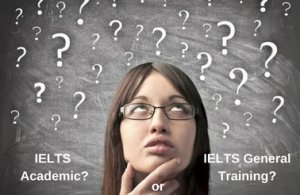 Which IELTS?