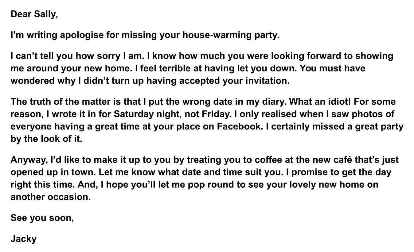 Formal Apology Letter Template from www.ieltsjacky.com