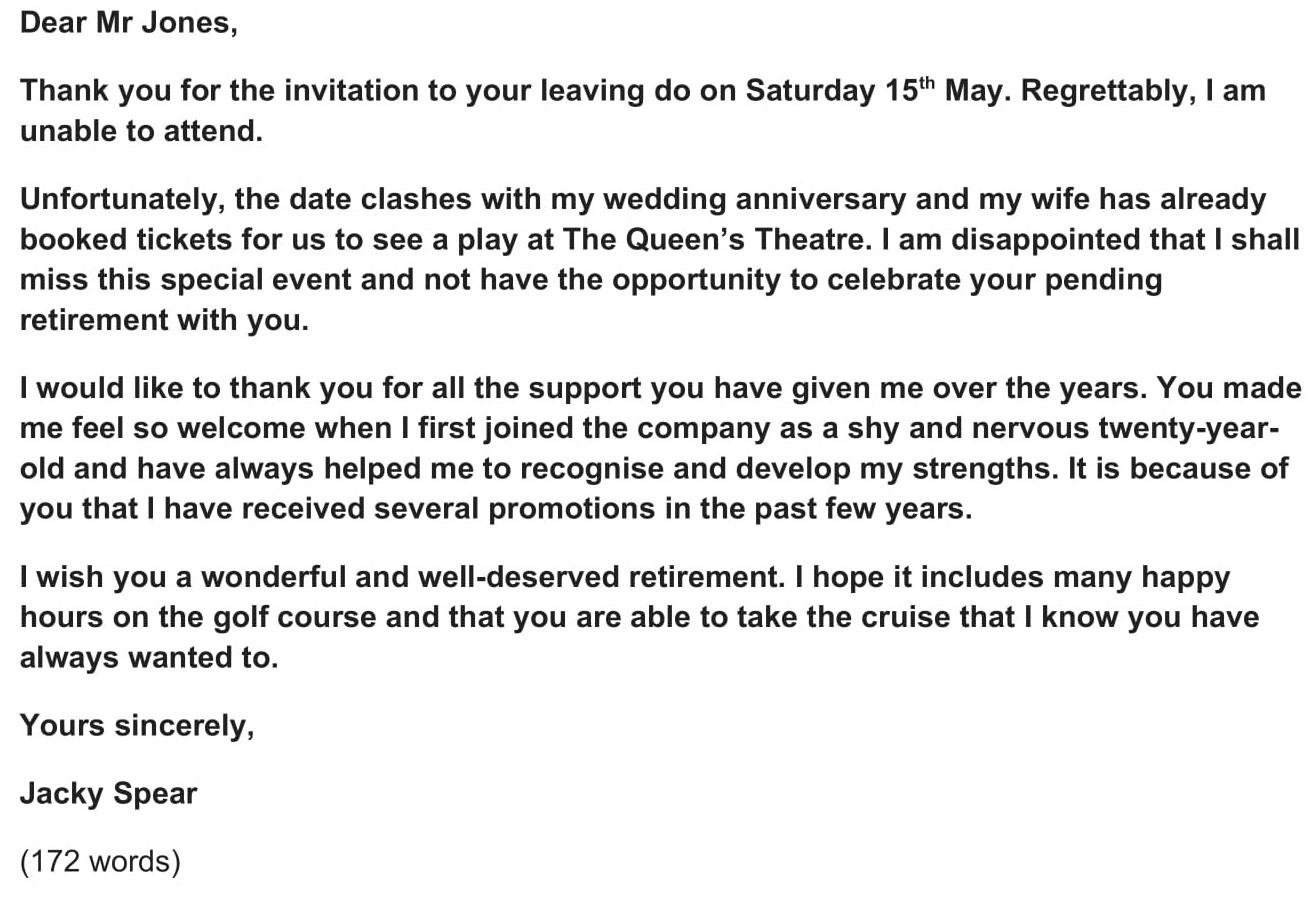Retirement Letter To Colleagues from www.ieltsjacky.com