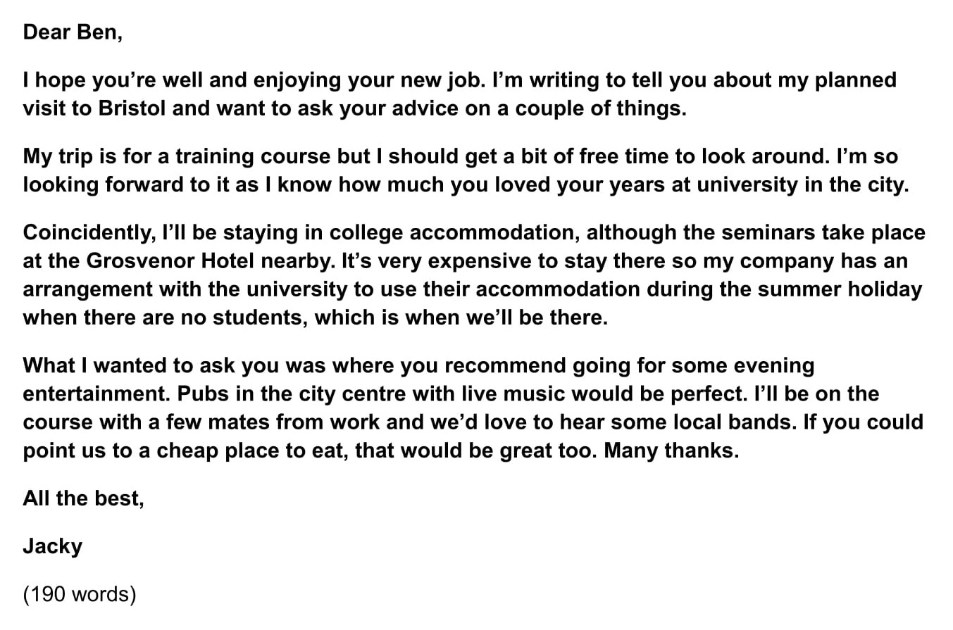 Sample Letter Requesting Volunteer Work from www.ieltsjacky.com